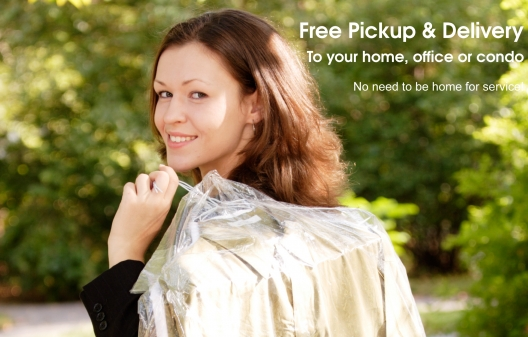 Atlanta Dry Cleaning Pickup & Delivery